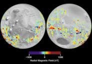 Campo magnético de Marte