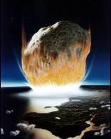 Impacto Asteroide