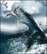 Pliosaurio noruego